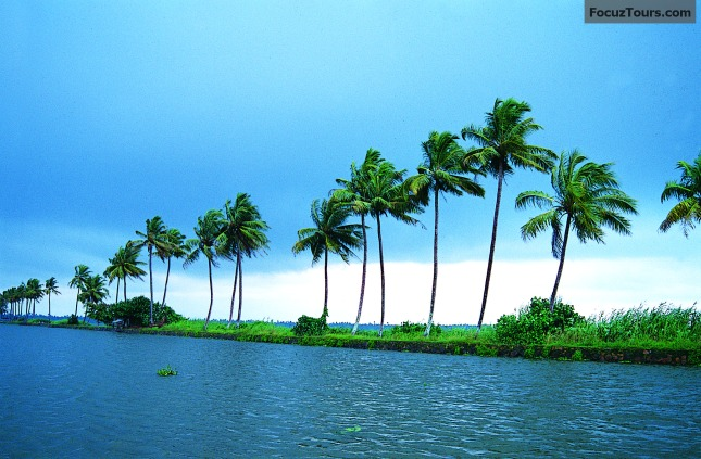 Beautiful Places in Kerala